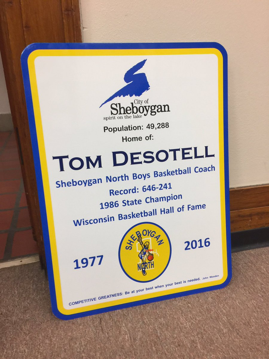 Coach Tom Desotell An Inspiration An Angle Inscribed In A